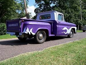 Purchase Used 1963 Chevy Stepside Pickup Truck With Hot