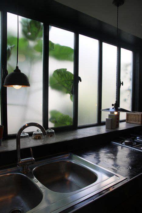 cuisine industrielle http deco fr photo deco