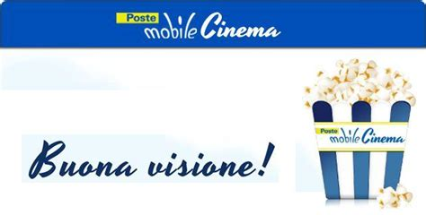 Servizio Clienti Poste Mobile by Postemobile Cinema Un Catalogo Di Per I Clienti