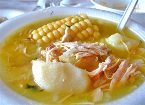 cuisine internationale recettes bogotá ajiaco de bogotá région andine colombie plat