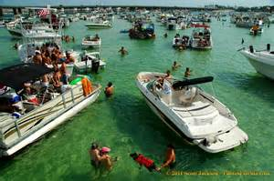 Memorial Day Crab Island Destin FL