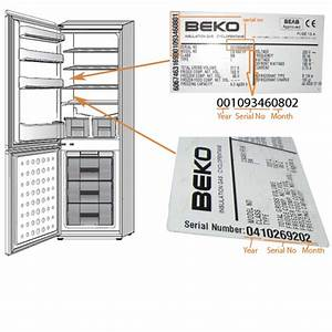 Beko   Important Information For Fridge Freezers