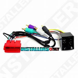 Aftermarket Car Stereo  Radio Wiring Harness  Audi 1787