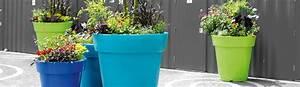 Pot De Fleur Haut Pas Cher : impressionnant pot de fleur design exterieur pas cher avec les pots papi daco design lumineux ~ Teatrodelosmanantiales.com Idées de Décoration