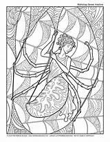 Coloring Mythology Transparent Nebula sketch template