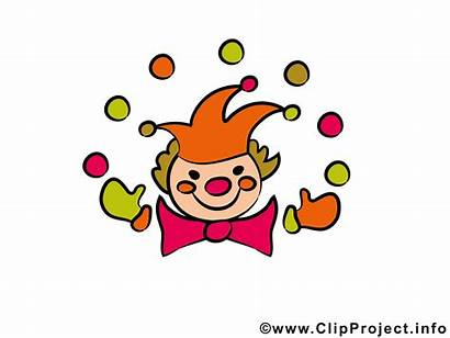 Karneval Clip Clipart Clown Carnaval Jongleur Utklipp