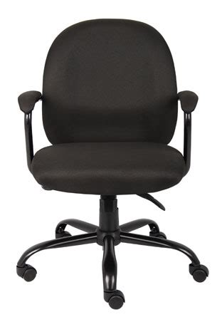 deluxe heavy duty use task chair 300lb capacity 25 quot w x 30