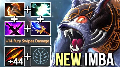 new meta build scepter battle fury ursa 44 damage stack most epic gameplay by lgd ame dota 2