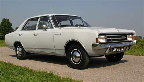 1971 Opel Rekord Photos, Informations, Articles