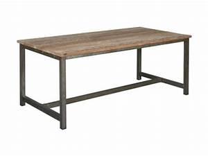 Ikea Möbel Bestellen : industrie look esstisch teakholz ~ Michelbontemps.com Haus und Dekorationen