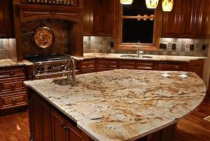 Choosing The Right Type Of Granite Countertops For Your