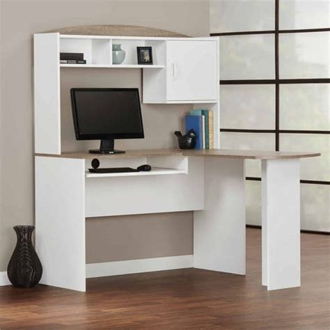 mainstays l shaped desk in espresso color mainstays l shaped desk with hutch colors jet