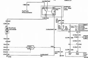 Wiring For 2000 Chevy Silverado 1500 Fuel System Diagram