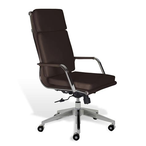 unique furniture 5344 greta high back office chair atg