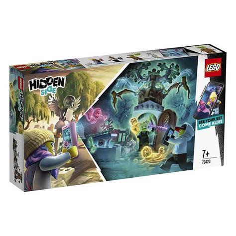 lego hidden side official set images brick fan