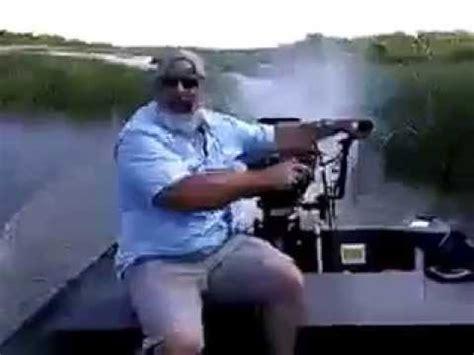 Alweld Boats Youtube by 23 H P Copperhead Mud Motor On 1448 Alweld Flat Bottom