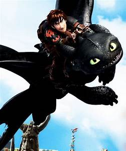 hiccup toothless .... httyd2 | How To Train Your Dragon ...