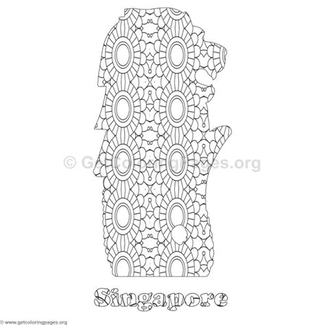 world landmarks coloring pages  getcoloringpagesorg