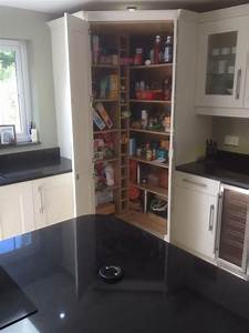 1000+ ideas about Corner Pantry on Pinterest Pantry