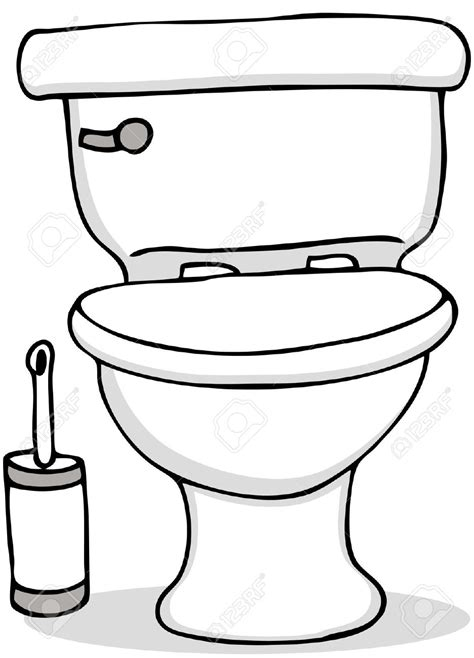 Toilet Clipart (2935) Free Clipart Images — Clipartwork