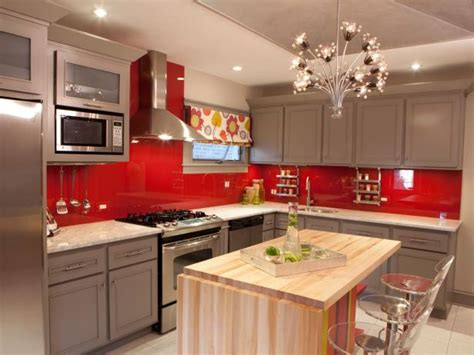red kitchen paint pictures ideas tips  hgtv hgtv