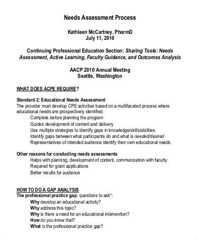 assessment samples   ms word