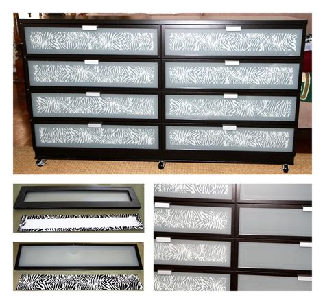Ikea Hopen Dresser Size by My Ikea Hopen Dresser Hack Cut From Poster Board Pieces