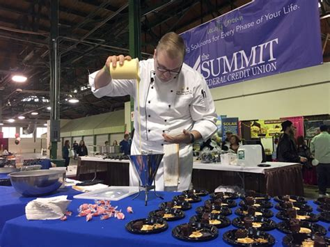 summit federal credit union wine chocolate festival