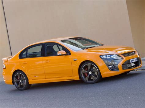 Ford Vehicles Car by 2008 Ford Fpv F6 Conceptcarz