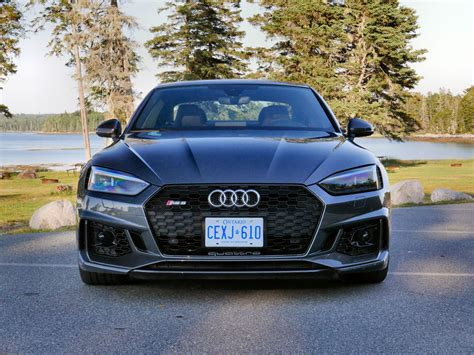 Review Audi Rs5 by 2018 Audi Rs5 Review Autoguide