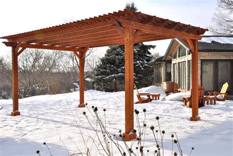 pergola designs upfront   build  wood pergola    simple steps homesthetics