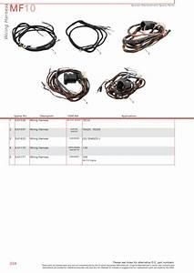 Massey Ferguson Electrics  U0026 Instruments  Page 344