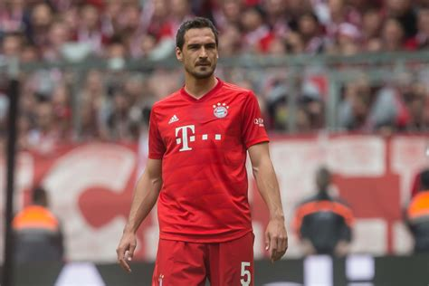 Dortmund and bayern are the only clubs i've played for, but bayern are one of the in the end, that was the decisive factor. the fact hummels already knew his way around the bavarian capital, having. Report: Bayern Munich defender Mats Hummels close to ...