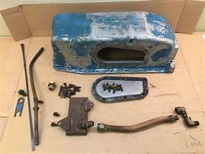 Chris Craft Marine 283 V8 Engine Oil Pan Pick Up Tube