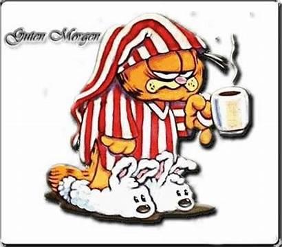 Guten Morgen Garfield Whatsapp Gb Nichtraucher Lustig