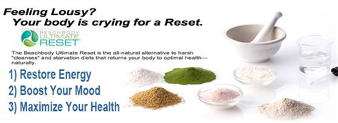 About The Ultimate Reset Review