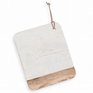 Planche À Découper Marbre : planche d couper en marbre tradi maisons du monde ~ Melissatoandfro.com Idées de Décoration