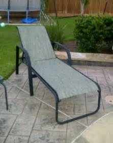 fabric sling replacement for outdoor furniture outdoor
