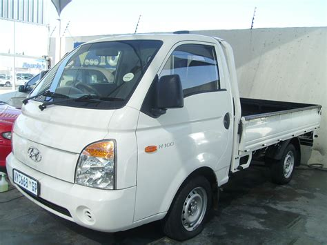 Hyundai H100 Backgrounds by 2007 Hyundai H100 Photos Informations Articles