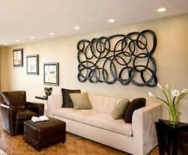 wanddeko wohnzimmer 33 verblüffende ideen für wanddeko aus metall