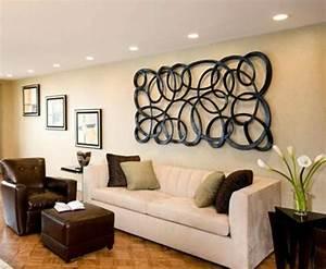 33 verbl ffende ideen f r wanddeko aus metall for Wanddeko für wohnzimmer