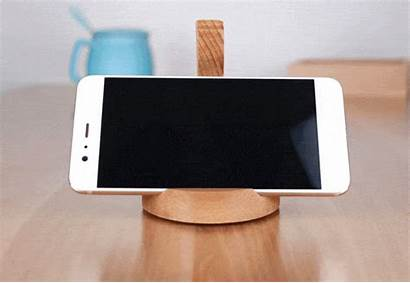 Phone Stand Holder Cat Wooden Cell Ipad