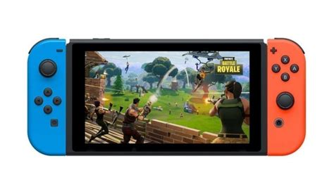 europe fortnite   played nintendo switch game