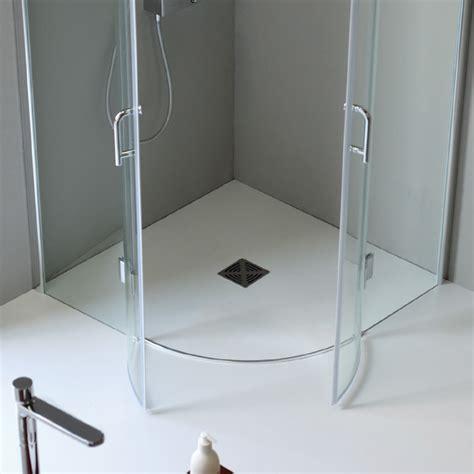 doccia angolare 80x80 piatti doccia in resina