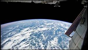 Astronauts' View of Earth From the Space Station : [HD ...