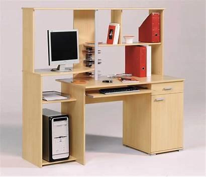 Computer Office Desks Furniture Wood Hutch Solid