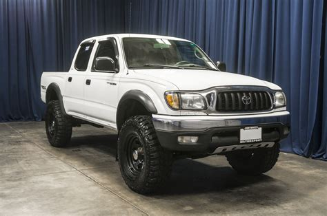 4x4 Toyota Tacoma by Used Lifted 2003 Toyota Tacoma Trd 4x4 Truck For Sale 36641a