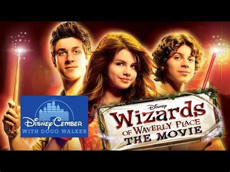 Wizards Of Waverly Place The Movie  Disneycember Ytpak