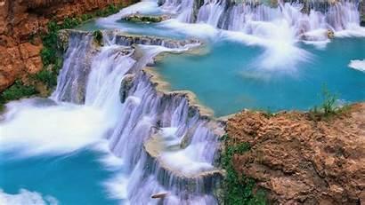 Zen Waterfall Desktop Background Wallpapers Water Backgrounds