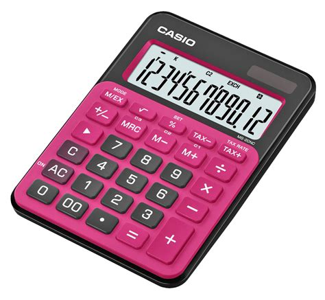 Pink Business Calculator PNG image - PngPix